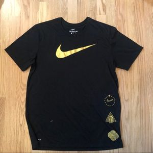 Men's Nike basketball t shirt